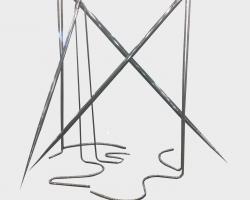 Lenny-Ratnasari-Weichert,-Tisik-Bumi,-2009,-stainless-steel,-300-x-250-x-200-cm-copy-(1)