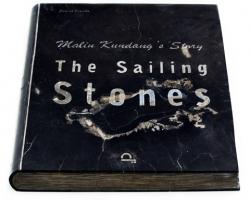 Desrat Fianda, Malin Kundang's Story, The Sailing Stone, 2017, fosil batu, 29 x 25 x 4 cm