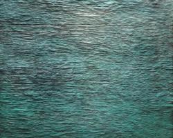 Anggar Prasetyo, Cermin Alam, 2019, AOC, 190 x 190 cm