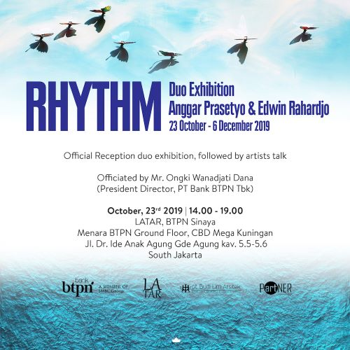 Poster RHYTHM